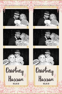 Courtney and  Hassan 6/22/19