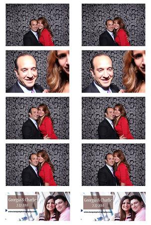 Georgia & Charlie Photo Booth