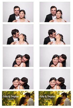 Julia and Stephen