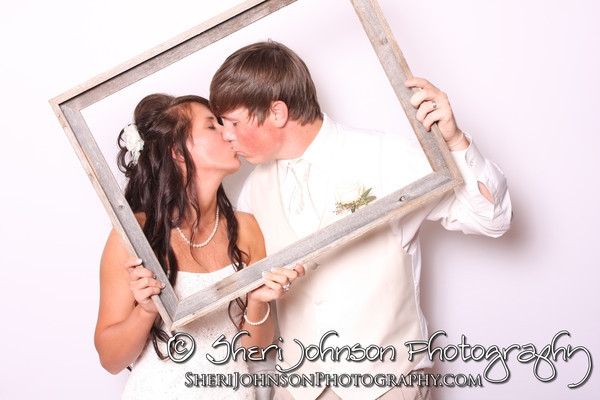Kaitlyn & Mason Wedding Photo Booth