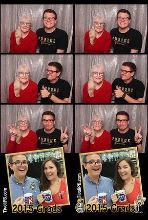 Kev & Molly Grad Party