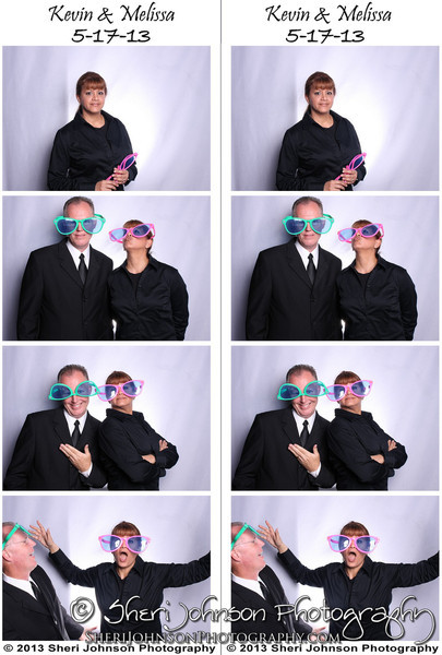 Kevin and Melissa's Photo Booth
