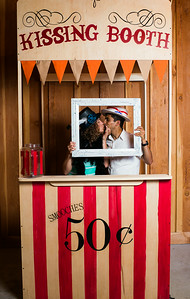 Kirk and Heather Photo Booth