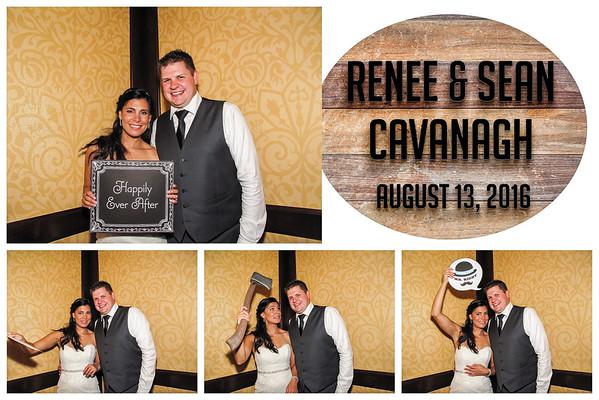 Renee & Sean Wedding Photo Booth