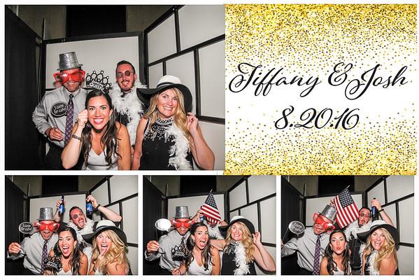 Tiffany & Josh Wedding Photo Booth