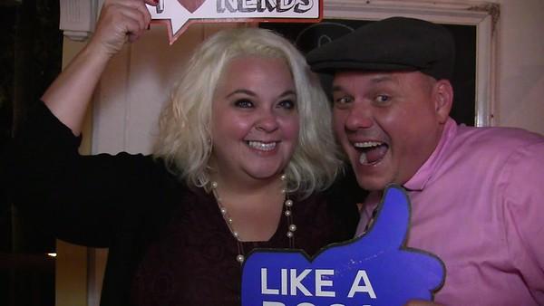 Ashley & Carlo Wedding PhotoBooth Hidden Video - Highlight Footage 1080P