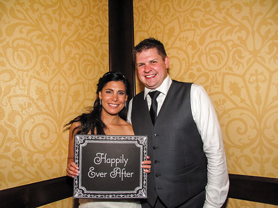 Renee & Sean Wedding Photo Booth Hidden Video Highlight