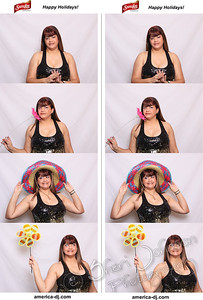 I always test out the photo booth before getting it started up for the event.