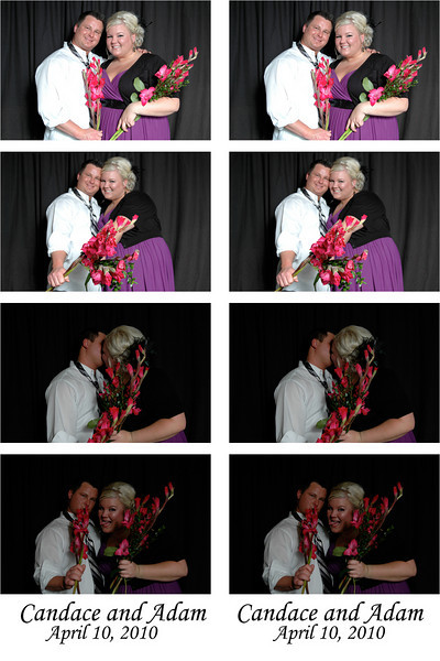 Preston Wedding Photo Booth