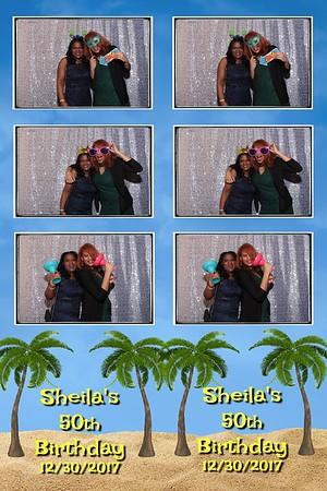 Sheila's 50th Birthday