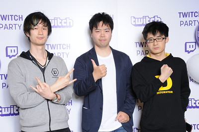Twitch Partner Party - 10 May 2018