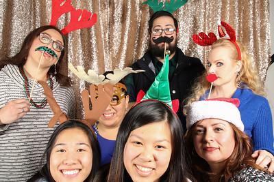 2017-12-10 - USC Dermatology Holiday Party