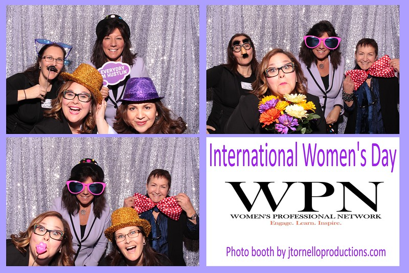WPN International Women's Day 2018