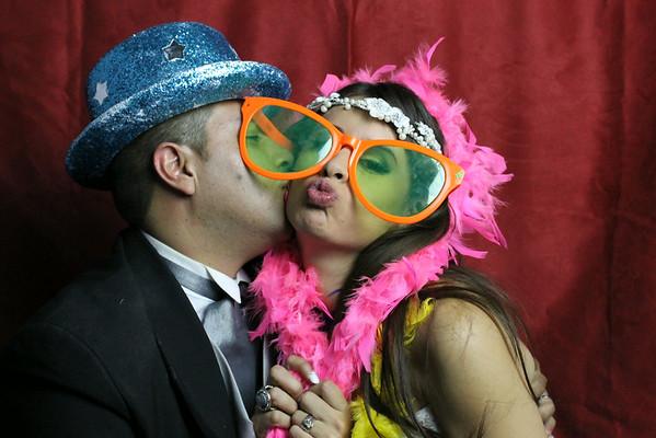 Photo Booth Edgar & Karen