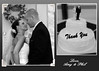 Wedding Cake BW 5x7
