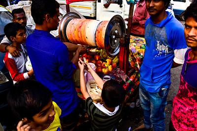 fruit machine, very unique - kids love it