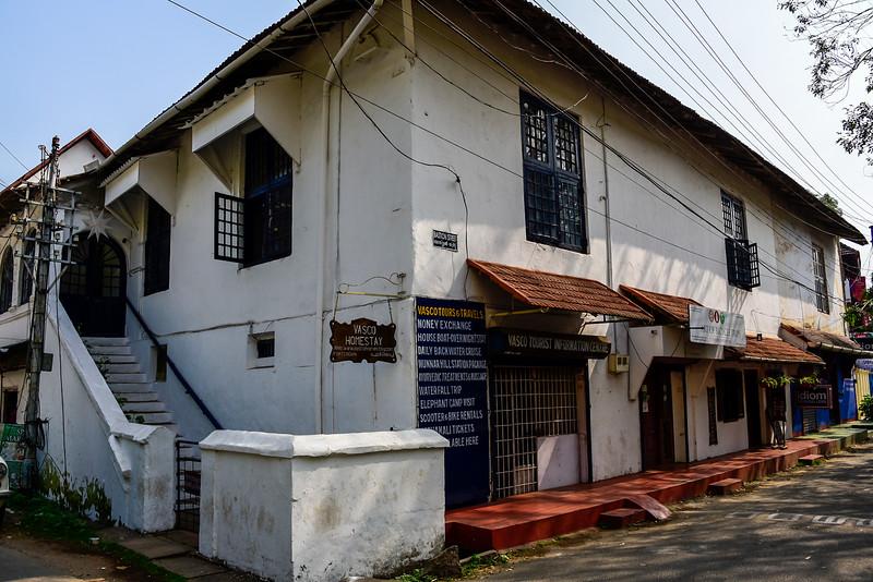 Cochin - Vasco da Gama's homestay