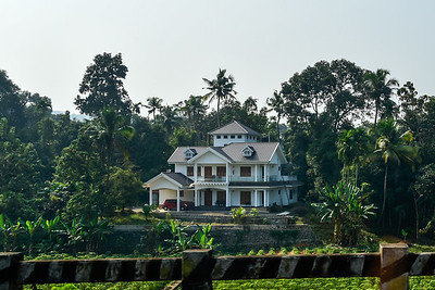 Munnar - a beautiful house of south India