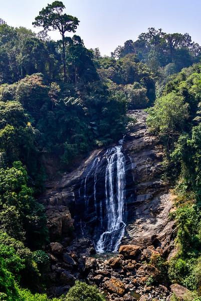 Munnar - waterfalls