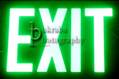 2014 March 07 - Exit