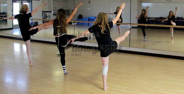 2014 May 07 - Rehearse