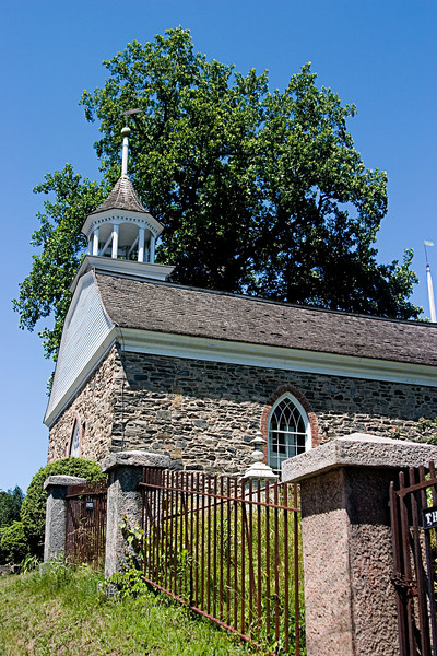 <center>Old Dutch Church <br>Sleepy Hollow, NY </center>