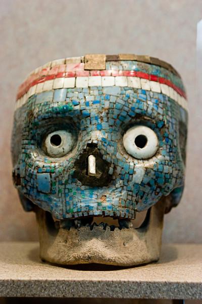 <center>Jade Mask<br>Mexico City, Mexico </center>