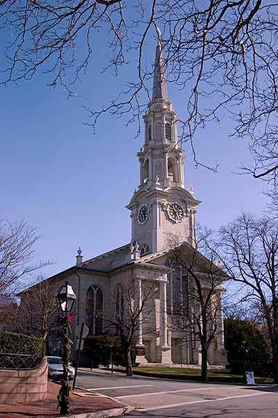 <center>First Unitarian Church<br>Providence, RI </center>