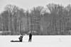 Winter Trout Fishing