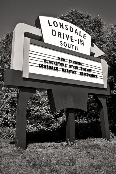 Drive-In Restoration