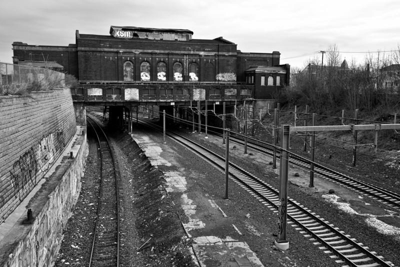 Pawtucket & Central Falls Railroad Station