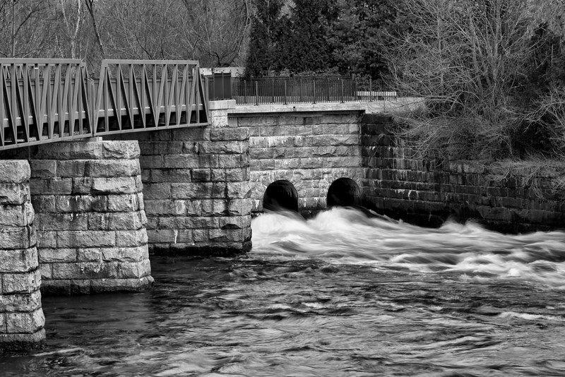 Whitewater in HDR