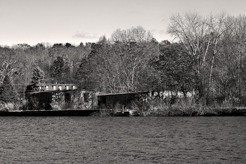 Stillwater Mill Ruins