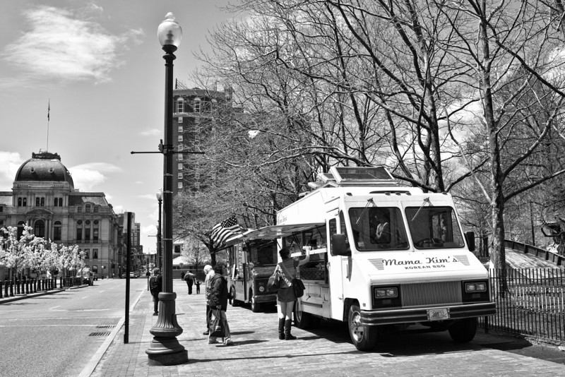 Food Trucks are Back