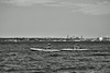 Kayaking off Conimicut Point