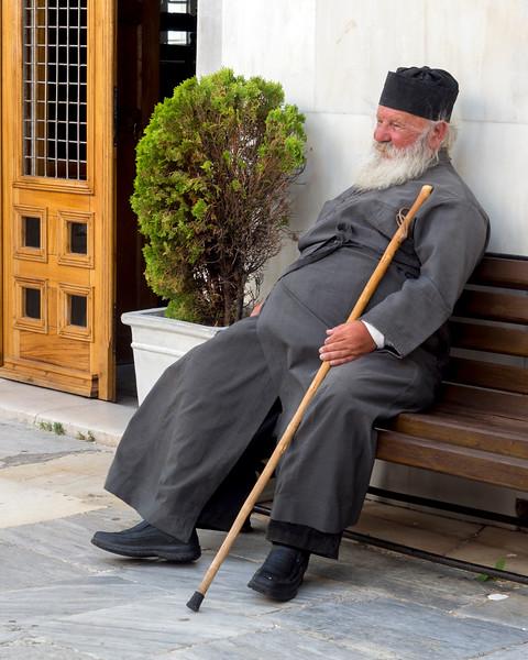 Church Break - Mykonos