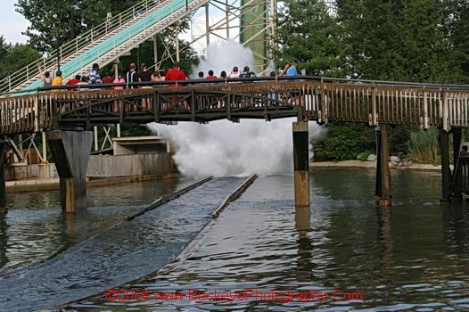Cedar Point - Snake River Falls