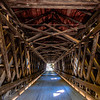 Ohio Covered Bridges - Ashtabula County [Olin's Covered Bridge]