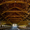 Ohio Covered Bridges - Ashtabula County [Doyle Road Covered Bridge]