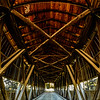Ohio Covered Bridges - Ashtabula County [Middle Road Covered Bridge]