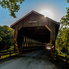 Ohio Covered Bridges - Ashtabula County [State Road Covered Bridge]