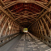 Ohio Covered Bridges - Ashtabula County [Creek Road Covered Bridge]