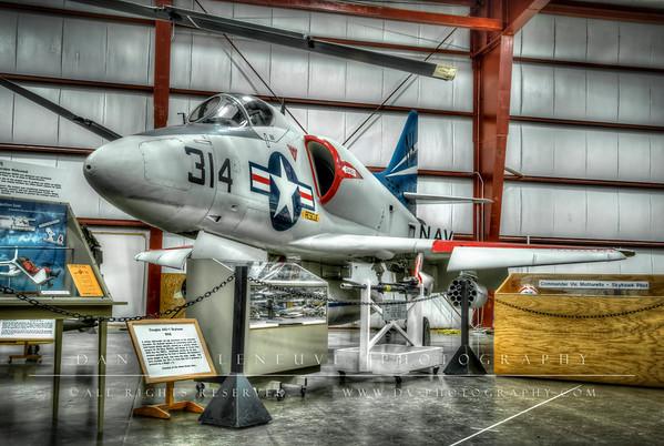 Douglas A-4D1 'Skyhawk'