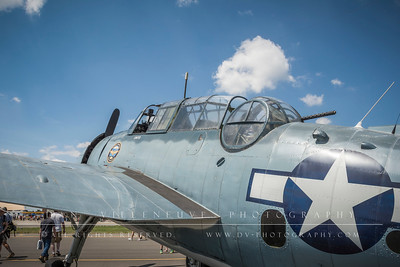 "Grumman TBM-3U Avenger ""She's the Boss"" / N3967A / 53835/41"