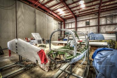 P-51D Mustang Racer Restoration