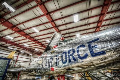 North American Aviation F-100A 'Super Sabre'