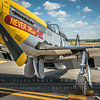 "North American P-51D ""Never Miss"" / 44-73275"