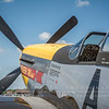"""North American P-51D """"Never Miss"""" / 44-73275"""