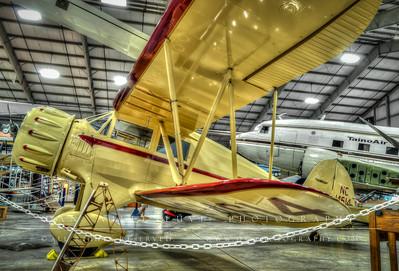 Waco Aircraft Company YKC-S