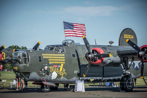 """Witchcraft"" / B-24J"